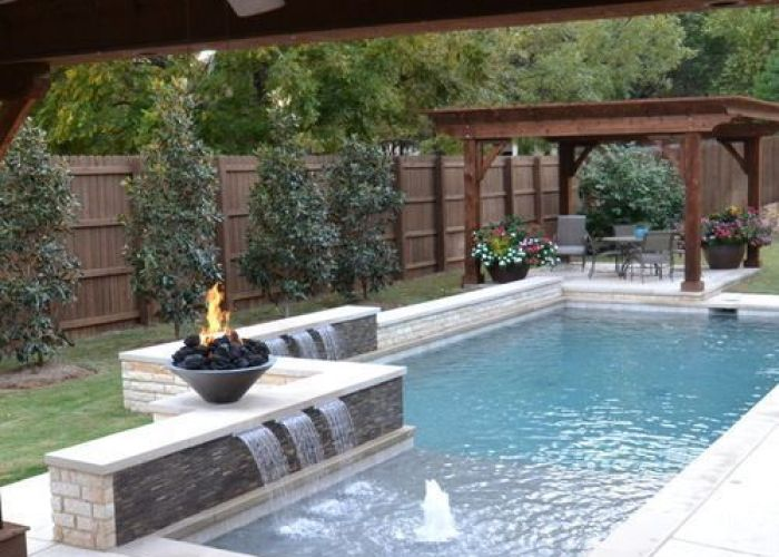 Affordable premium small dallas plunge rectangular pool design ideas remodels  photos also