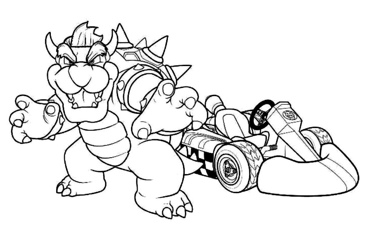 Donkey Kong Mario Kart Ds