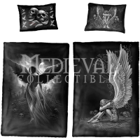 gothic bedding sets | Enslaved Angel Bedding Set - SL ...