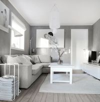 25 fotos de decoracin de salas modernas pequeas