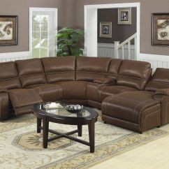 Reclinable Sectional Sofas 3 Piece Small With Recliners Reclining
