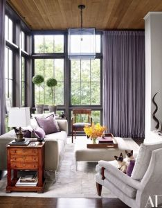 Roust and auvie share  chair in the evening room space often used at also tour ray booth john shea   grand hilltop home nashville rh pinterest