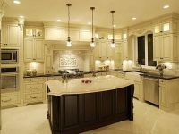 Image of: Kitchen Cabinet Color Schemes | Cabinets ...