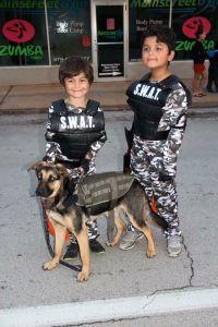 Family boys Halloween ideas German Shepard dog costume ...