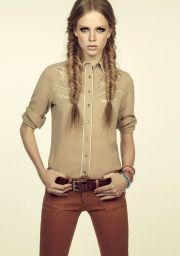 elle brazil december 2012 cowgirl