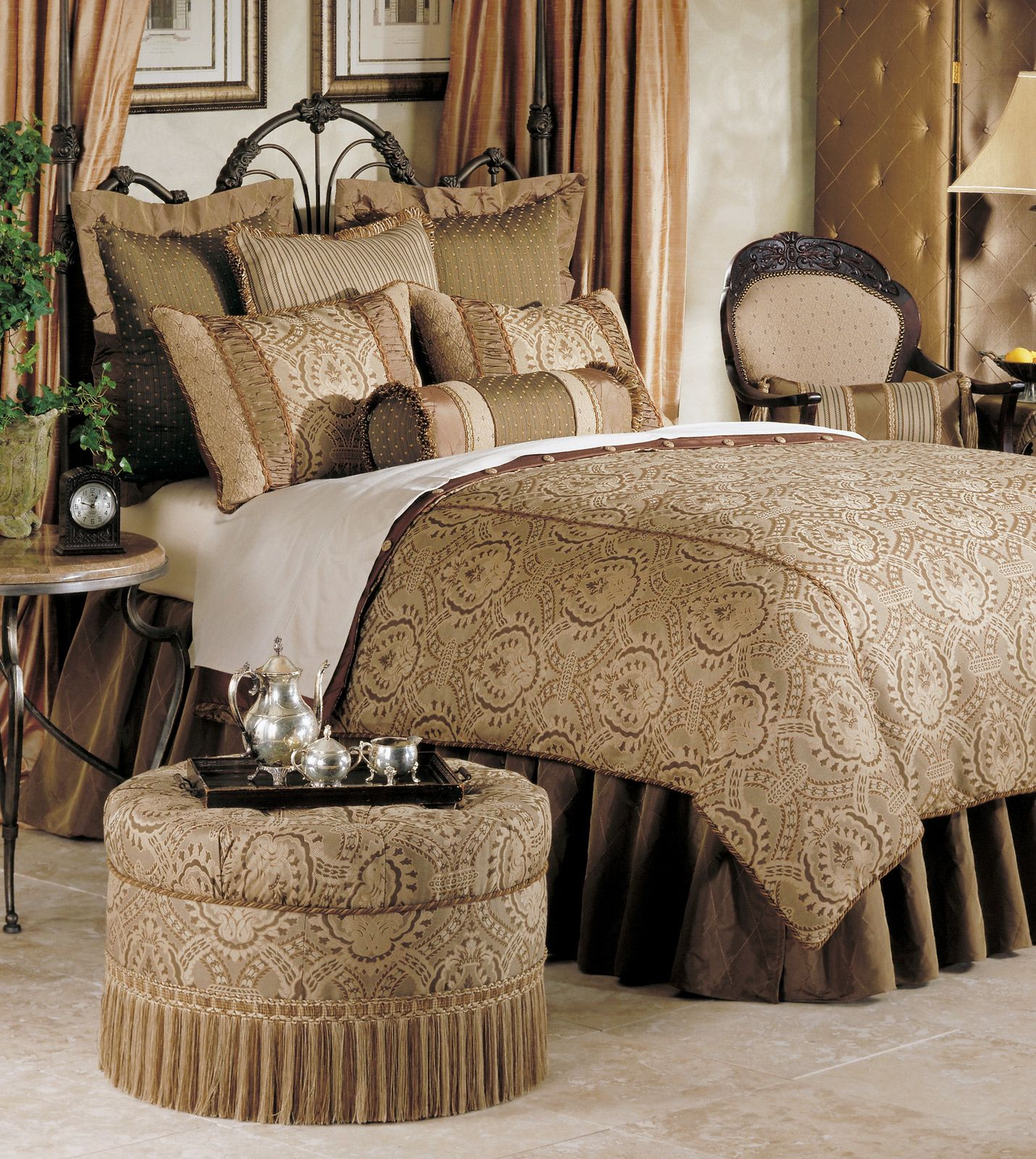 Belmont Home Decor Luxury Bedding Nottingham Collection Dreamy