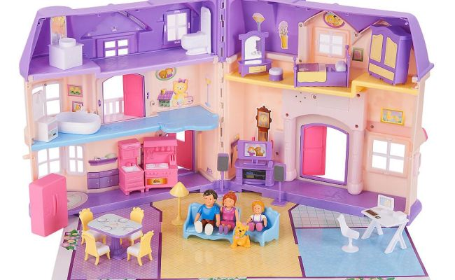 You Me Happy Family Dollhouse Toys R Us Toys R Us