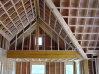 How To Vaulted Ceiling Construction  Blog Avie