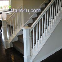 Best 25+ White stairs ideas on Pinterest | Stairs painted ...