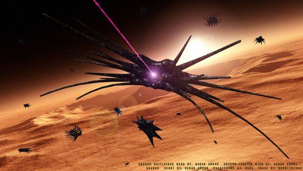 Image result for the shadows babylon 5