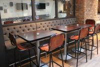 Best Banquette Bench Design: Awesome Banquette Seating ...