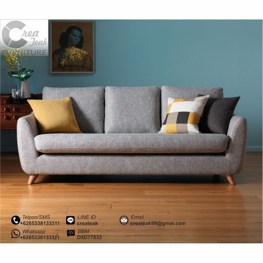 Harga sofa l shape cordoba for Sofa ideal cordoba