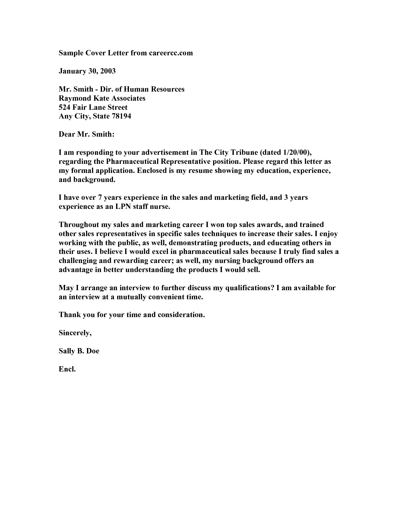 New Grad Nurse Cover Letter Example Lpn Cover Letter