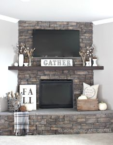 Rustic fall mantel also best images about home decor on pinterest rh