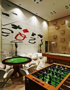 Decorando salas de jogos maneira criativa also game rooms interior rh pinterest