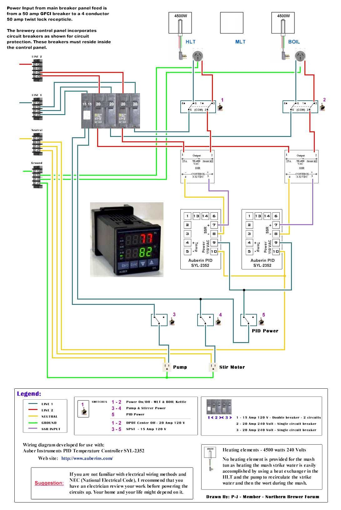 Stc 1000 Wiring Diagram For Temperature Controlled