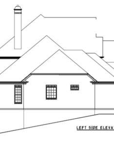 House also plan houseplans plans pinterest european rh