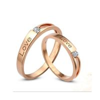 Inexpensive Couples Matching Diamond Wedding Ring Bands on ...