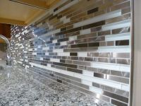 Glass Mosaic Tiles for Your Backsplash | Installation ...