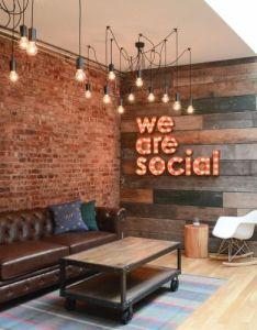 social media agency   innovative office design also rh za pinterest