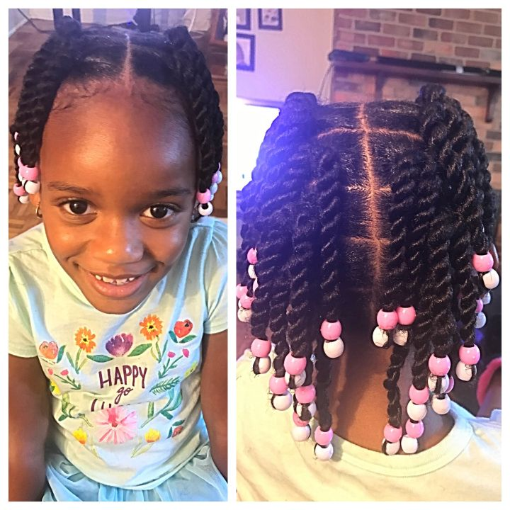 Gorgeous Kid s Style From Beads Braids & Beyond