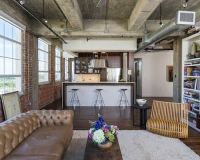 Industrial Loft | Industrial loft, Apartment interior ...