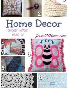 Crochet Home Decor Ideas Pinterest Valoblogi Com