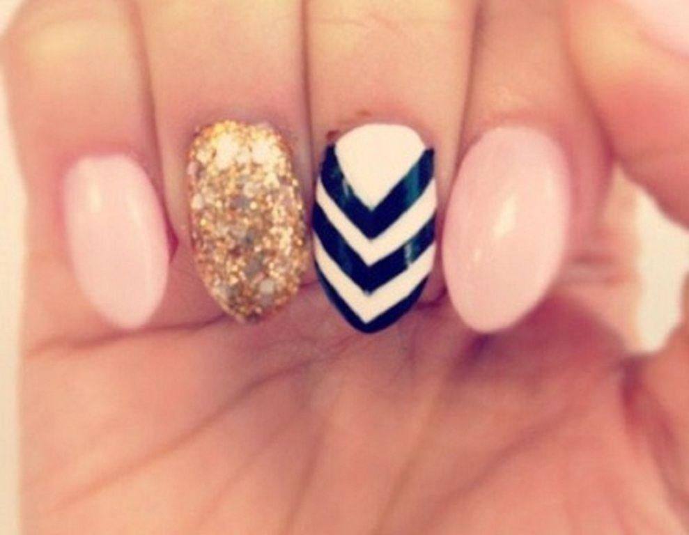awesome cute short acrylic nail designs tumblr Cute