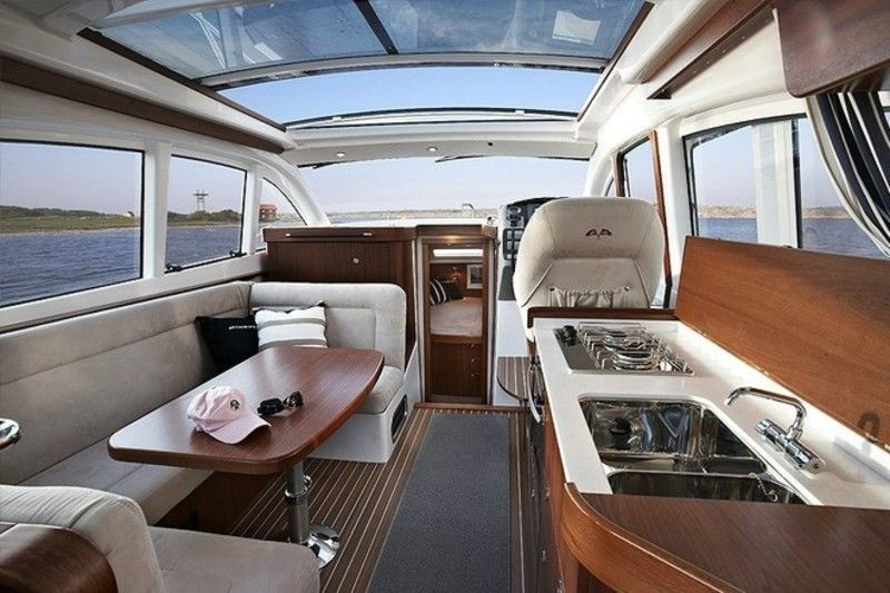 small yacht interior design ideas