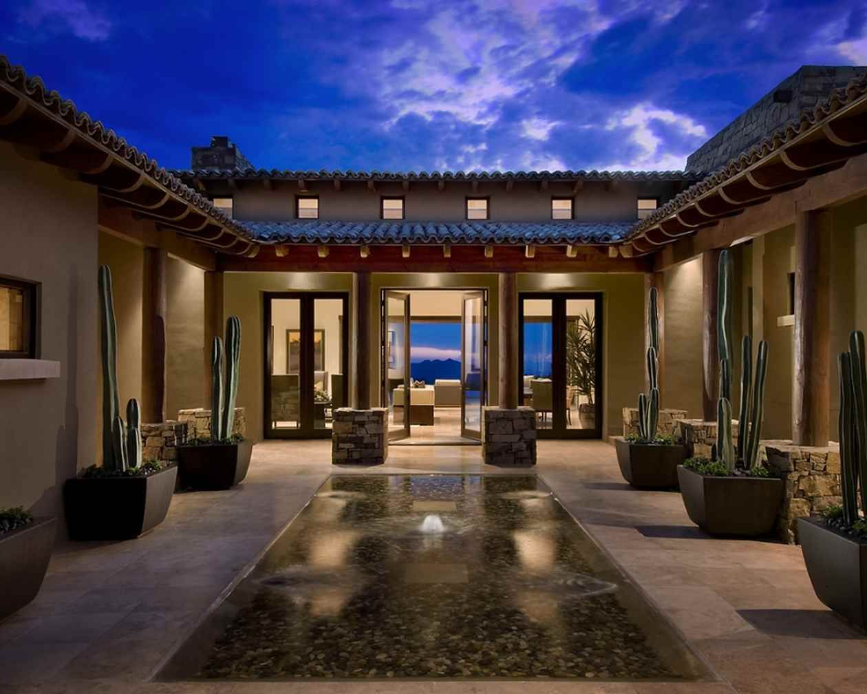 Front Home Designs Luxury Home Design Front Exterior