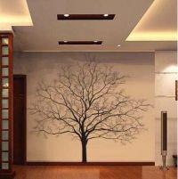 Tree Wall Stencils on Pinterest | Large Wall Stencil ...