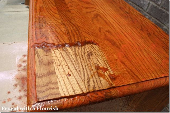 Best 25 Removing stain from wood ideas on Pinterest