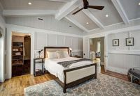 Master Bedroom Layout. Beadboard. Board and batten. Double ...