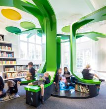 Inspirational School Libraries World