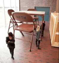 Giant table and chairs - Robert Therrien | A R T ...