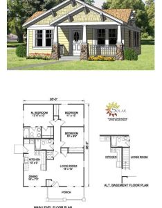 Bungalow style cool house plan id chp total living area also rh pinterest