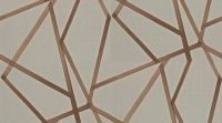 Sumi Hessian/Copper (110885) - Harlequin Wallpapers - A ...