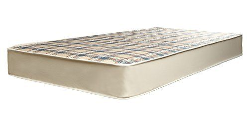 Customize Bed 30 X74 Fabric Mattress With 4 Inch Foam For Rv