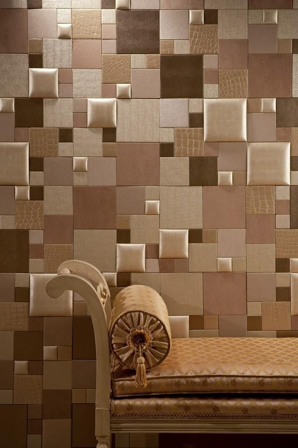 Wonderful essentia champagne twist wall decoration from nappa tile also rh pinterest