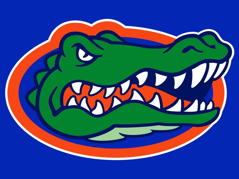 Gators Emblem Outline