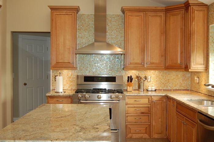 Granite Colors ... & Best Color Granite For Maple Cabinets - Nagpurentrepreneurs