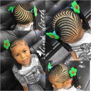 little girl braiding styles #teamnatural
