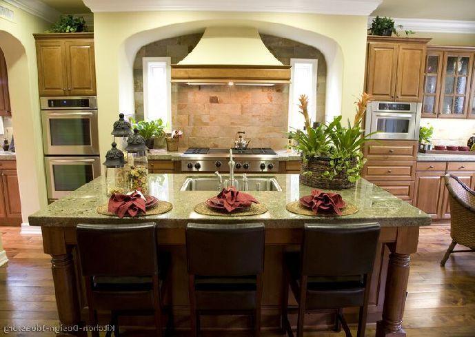 Countertop Decorating Ideas Architecture Design With Decorating Ideas For Countertops  Kitchen