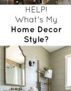 love the top wall color what   my home decor style rustic refined images via dear lillie jenna sue design co also rh pinterest