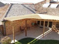 Gazebo Kits Simple Wooden Roof Top Outdoor Gazebo Ideas ...