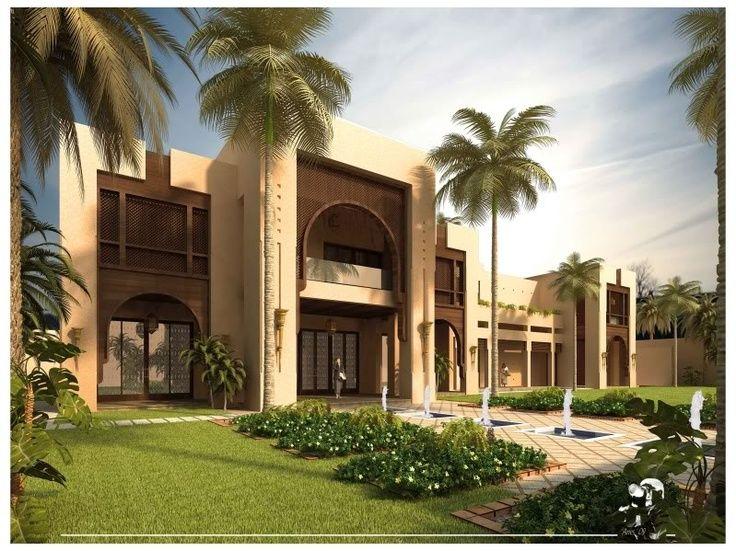 Islamic Villa Design Google Search Islamic Villa Pinterest
