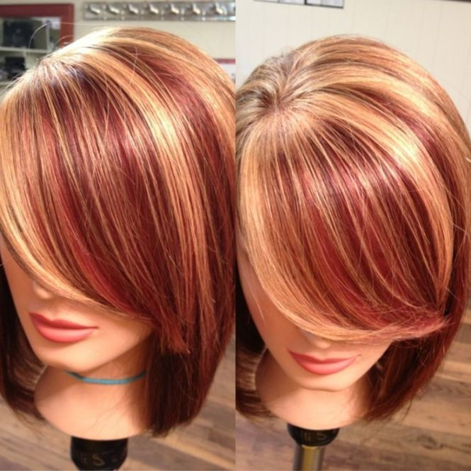 Strawberry highlights brown hair images hair extension hair strawberry blonde hair with auburn highlights the best blonde strawberry blonde hair color 2017 best pmusecretfo pmusecretfo Choice Image