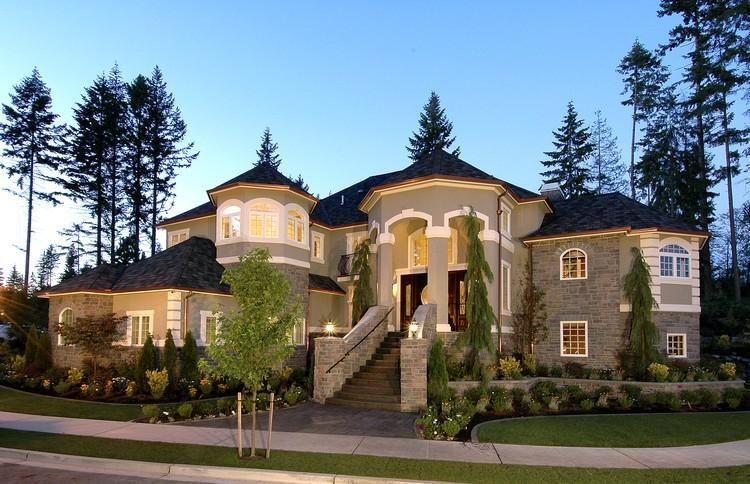 Classic Houses Design – Idea Home And House