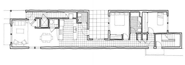 Long Narrow House Plans Hľadať Googlom Home Sweet Home