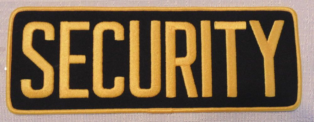 Security 8 Letters